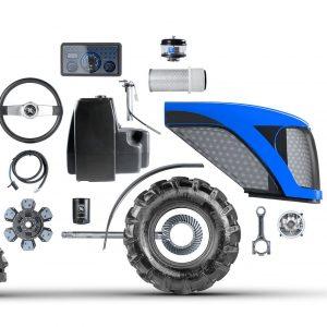 Ricambi trattori
